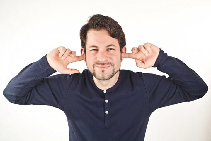 Akustig und Geräusche im Büro